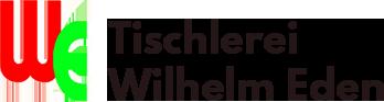 Tischlerei Wilhelm Eden - Logo